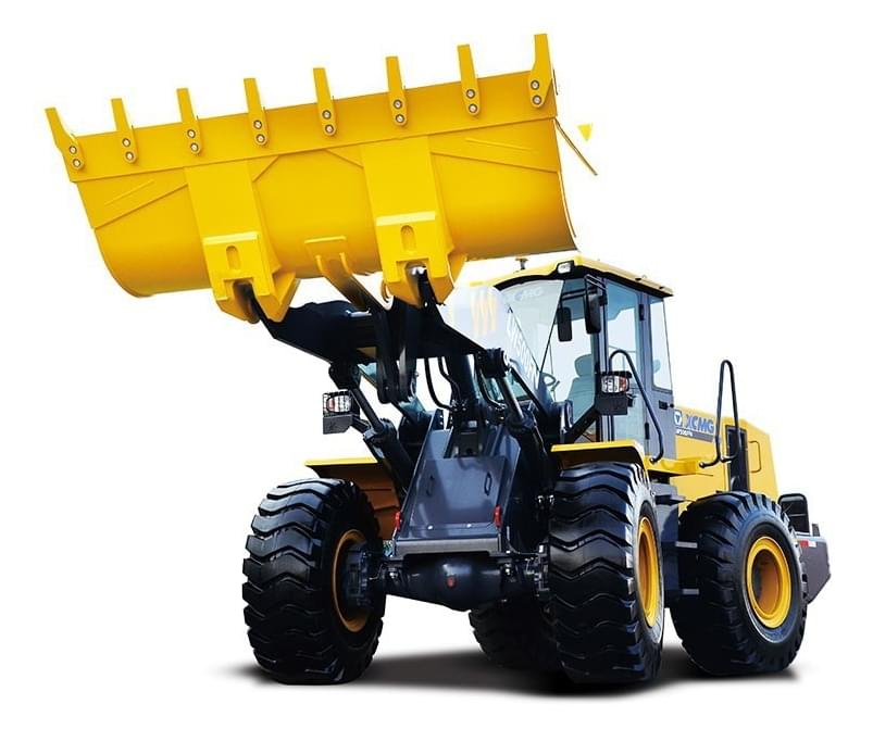 XCMG 5T Wheel  Loader With Air Condition LW500KN
