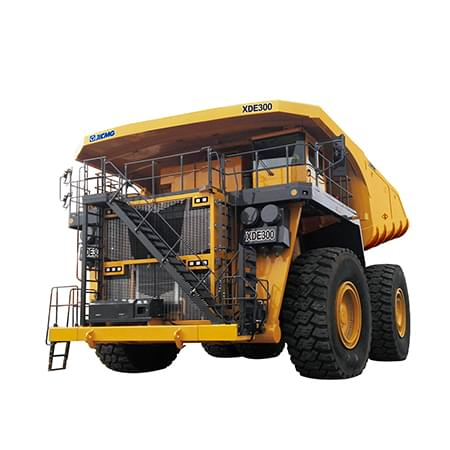 XCMG  Electric Driver Dump Truck XDE300