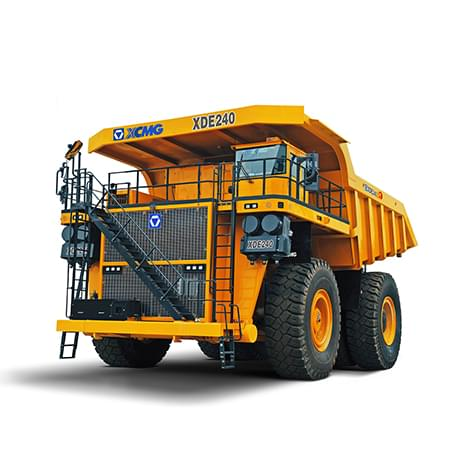 XCMG  Electric Driver Dump Truck XDE240