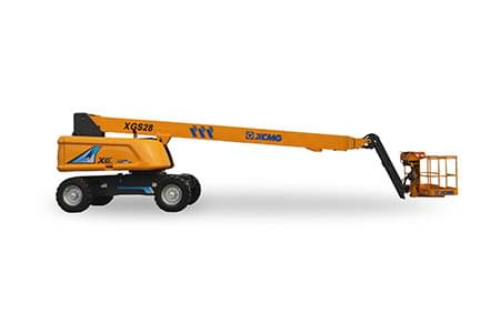 XCMG 28m aerial work platform XGS28 Hydraulic articulated boom lift