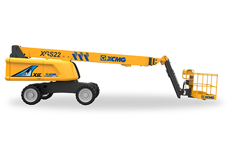 XCMG 22m aerial work platform XGS22 Hydraulic articulated boom lift
