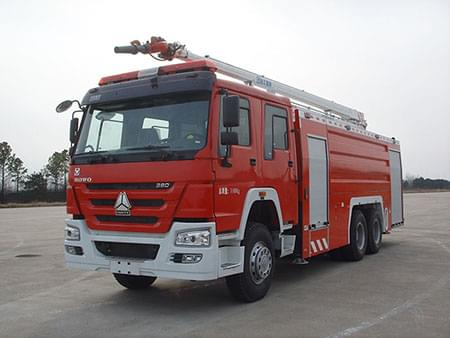 XCMG  20m Water Tower Fire Truck JP20C1