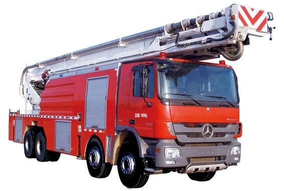 XCMG 72m Water Tower Fire Truck JP72S3