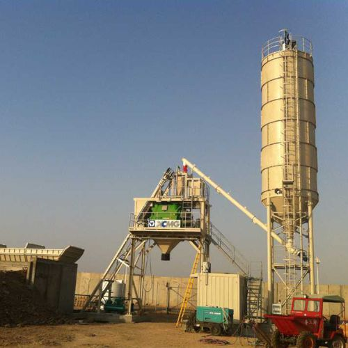 XCMG  HZS60KG Project concrete batching plant