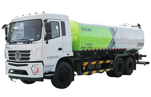 XCMG  XZJ5251GSSD5 Green Spray Truck