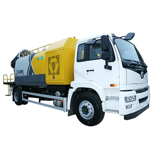 XCMG  XZJ5180TDYXBEV Electric Multifunctional Dust Suppression Vehicle