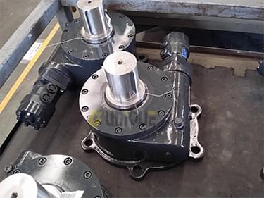 XCMG Truck-Mounted Crane Parts Rotary reducer