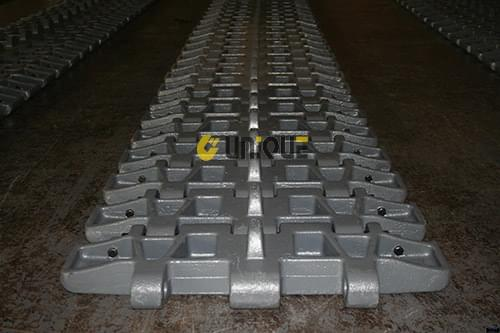 XCMG Crawler crane parts  Track shoes
