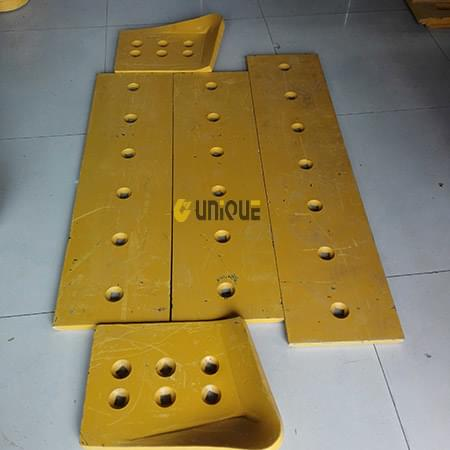 Bulldozer parts  Dry blade