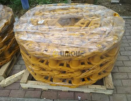 Bulldozer parts track link assembly