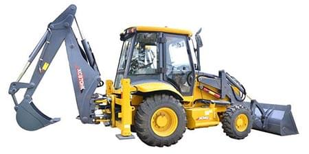 XCMG XC870HK Backhoe Loader