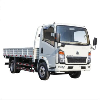 Sinotruk HOWO light truck 4X2