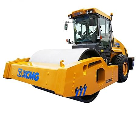 XS395 Heavy 39 ton Road Roller Compactor Machine