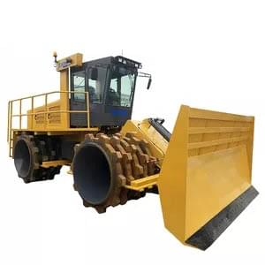 XCMG  Vibratory Road Roller Hydraulic Landfill Compactor XH283J