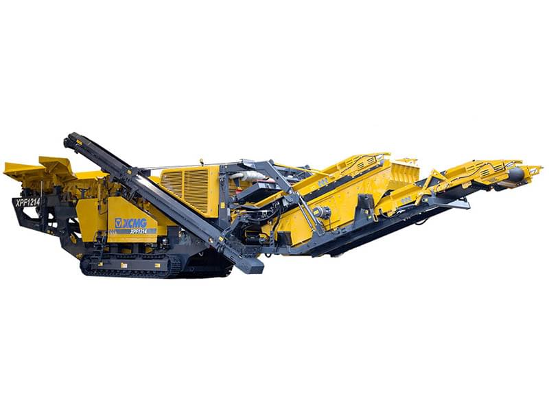 Movable impact crusher
